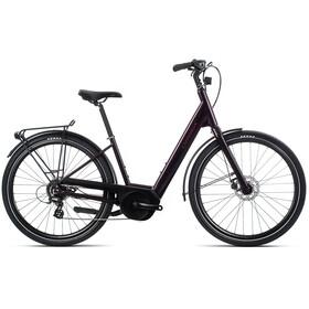 ORBEA Optima E50 Elcykel City violett